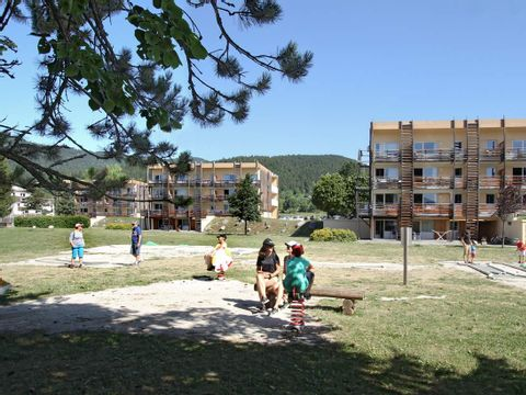 Résidence-Club Le Sornin - Camping Isere - Image N°8
