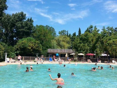 Camping du Pont d'Avignon - Camping Vaucluse - Image N°2