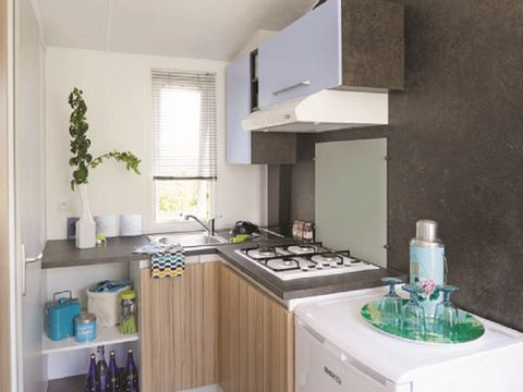MOBILHOME 2 personnes - Confort +