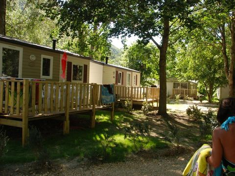 Camping le Moulin du Pont d'Alies - Camping Aude - Image N°12
