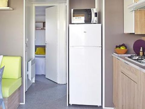 MOBILHOME 4 personnes - Landes - 2 chambres