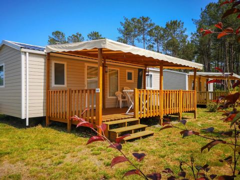 MOBILHOME 6 personnes - Landes - 3 chambres