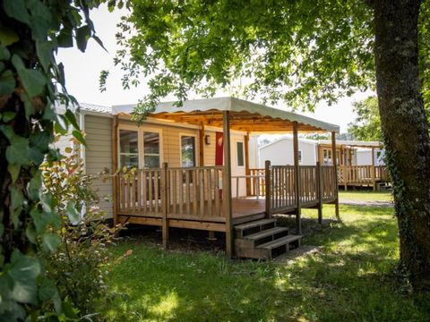MOBILHOME 6 personnes - Landes - 2 chambres