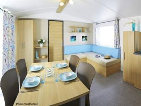 MOBILHOME 8 personnes - Landes - 4 chambres