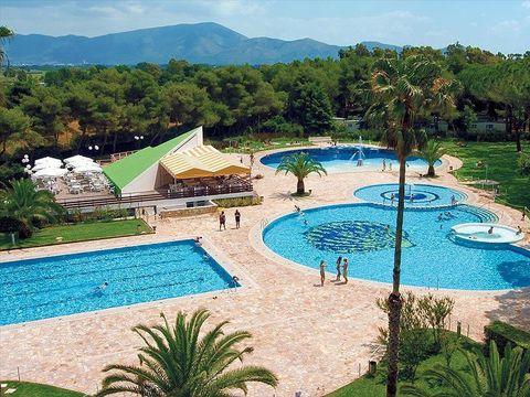 Camping Villaggio Baia Domizia - Camping Caserte - Image N°4