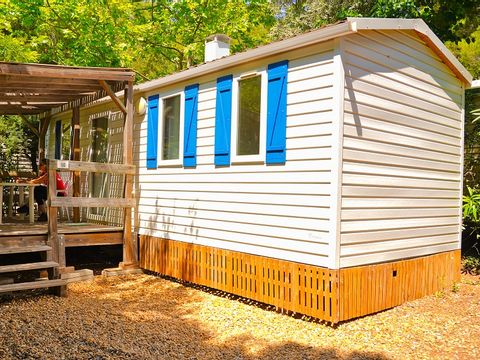 MOBILHOME 8 personnes - Cottage, 3 chambres + clim