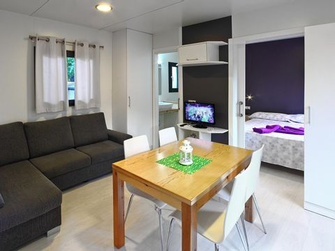 MOBILHOME 5 personnes - Bungalow Infinity 5