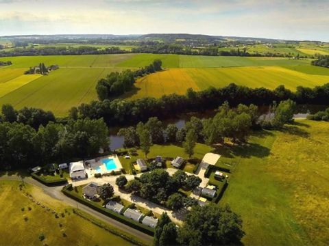 Camping Les Rioms - Camping Indre-et-Loire - Image N°9