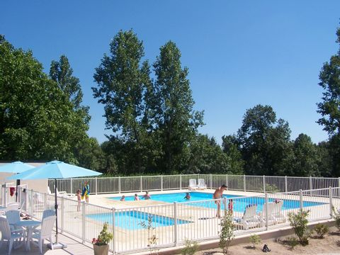 Camping Les Rioms - Camping Indre-et-Loire - Image N°2