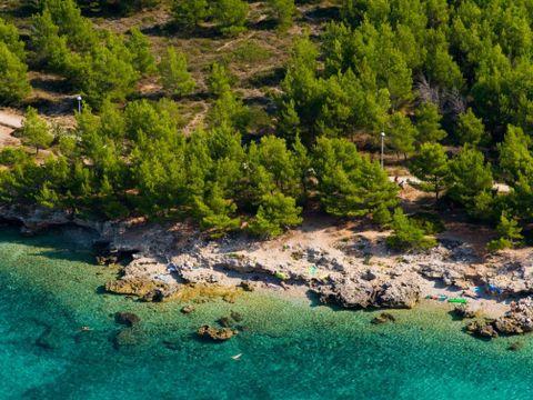 Camping Basko Polje - Camping Dalmatie centrale