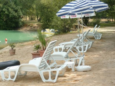 Camping le Chene du lac  - Camping Gironde - Image N°2