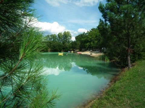 Camping le Chene du lac  - Camping Gironde - Image N°9