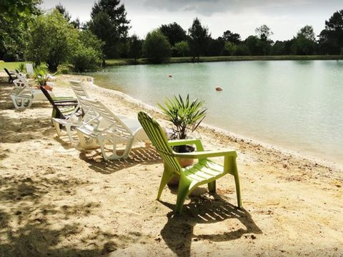 Camping le Chene du lac  - Camping Gironde - Image N°7