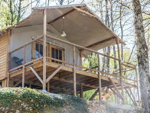CHALET 5 personnes - LODGE
