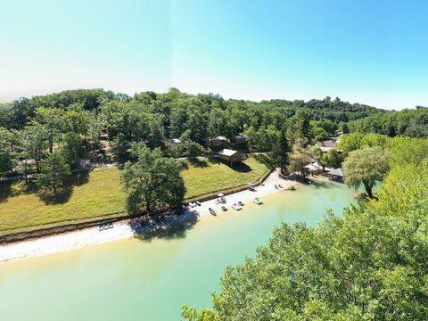 Camping Village Moulin de Surier - Camping Dordogne - Image N°9