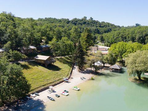 Camping Village Moulin de Surier - Camping Dordogne - Image N°7