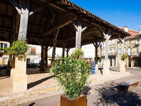 Camping Village Moulin de Surier - Camping Dordogne - Image N°3