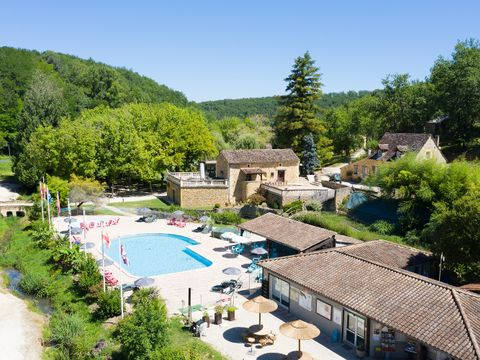 Camping Village Moulin de Surier - Camping Dordogne