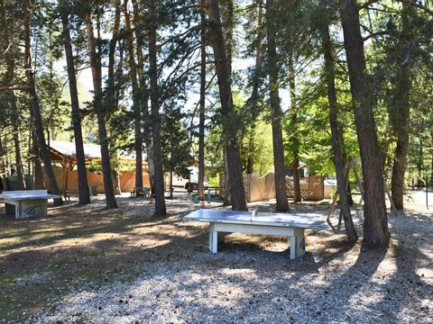 Alpes-de-Haute-Provence  Camping Les Relarguiers - Camping Alpes-de-Haute-Provence - Afbeelding N°12