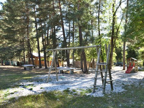 Alpes-de-Haute-Provence  Camping Les Relarguiers - Camping Alpes-de-Haute-Provence - Afbeelding N°13