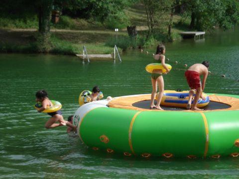 Camping Les Deux Lacs - Camping Lot y Garona - Image N°2