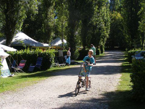 Camping Les Deux Lacs - Camping Lot y Garona - Image N°8