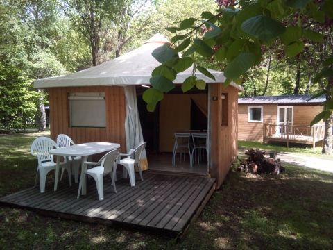 TENTE 4 personnes - Lodge Eco sans sanitaires