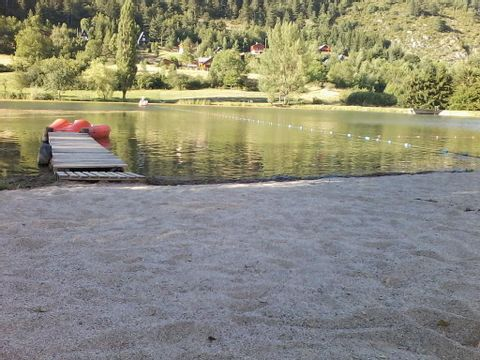 Camping Les Chalets du Lac - Camping Aude - Image N°7