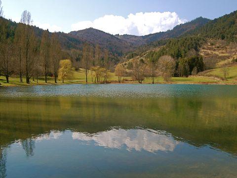 Camping Les Chalets du Lac - Camping Aude - Image N°3