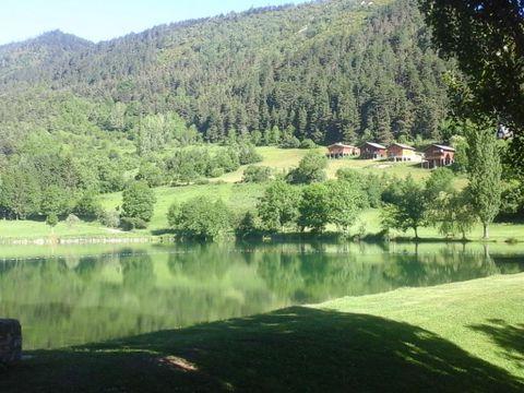 Camping Les Chalets du Lac - Camping Aude - Image N°2