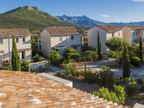 Résidence Les Villas Bel Godère - Camping Corse du nord - Image N°8
