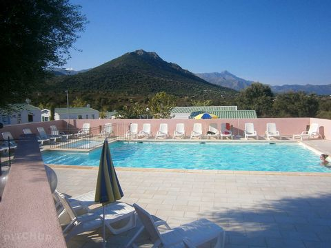 Parc Résidentiel La Listra - Camping Corse du nord - Image N°3