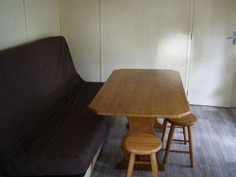 CHALET 6 personnes - Mobil 2 chambres - arrivée en dimanche