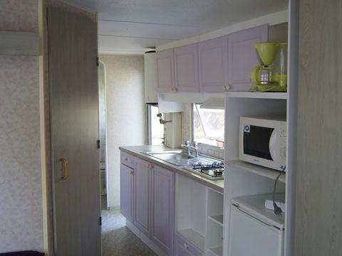 MOBILHOME 6 personnes - 2 chambres - arrivée en dimanche