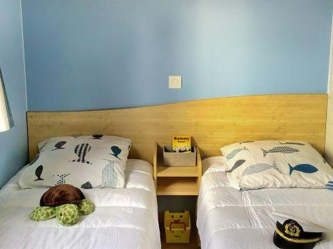 MOBILHOME 4 personnes - Confort + avec Loggia