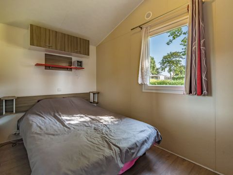 MOBILHOME 4 personnes - 2 chambres (dimanche)