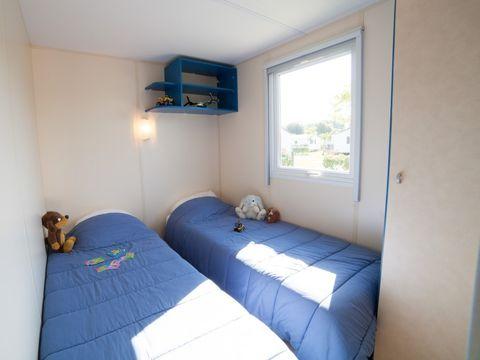 MOBILHOME 6 personnes - 3 chambres (dimanche)