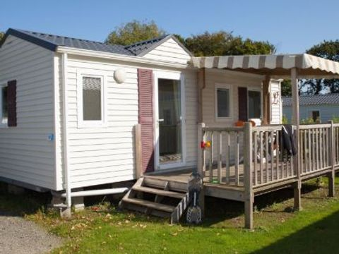 MOBILHOME 6 personnes - (Confort - 2 chambres) 6 personnes (4 adultes max)