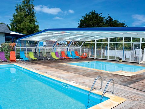 Camping maeva Club La Mer Blanche  - Camping Finistere - Image N°4