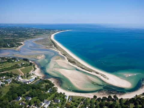 Camping maeva Club La Mer Blanche  - Camping Finistere - Image N°39