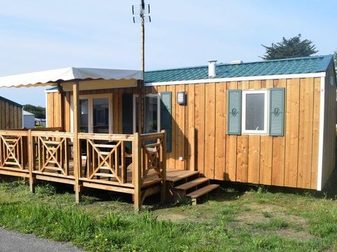Camping maeva Club La Mer Blanche  - Camping Finistere - Image N°33