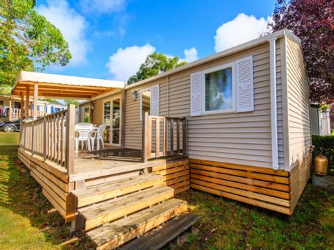 Camping maeva Club La Mer Blanche  - Camping Finistere - Image N°22