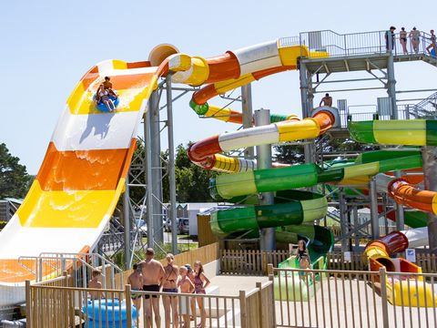 Camping maeva Club La Mer Blanche  - Camping Finistere - Image N°3