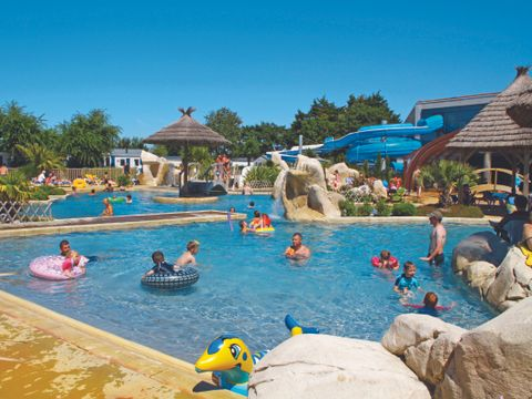 Camping Sunelia Escale Saint Gilles  - Camping Finistere - Image N°2