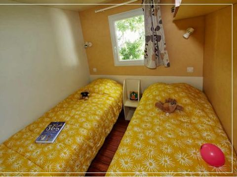 MOBILHOME 6 personnes - Cottage Confort
