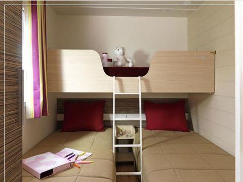 MOBILHOME 5 personnes - Cottage Confort