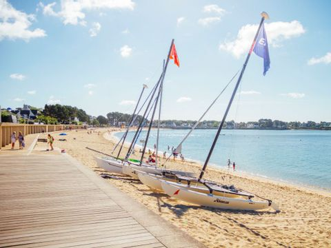 Camping Sunelia Escale Saint Gilles  - Camping Finistere - Image N°20