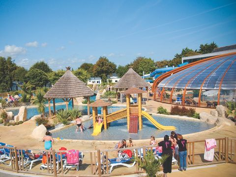 Camping Sunelia Escale Saint Gilles  - Camping Finistere - Image N°3