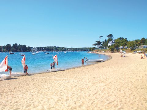 Camping Sunelia Escale Saint Gilles  - Camping Finistere - Image N°18