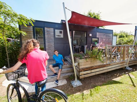 Camping Sunelia Escale Saint Gilles  - Camping Finistere - Image N°15